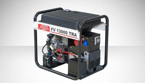 Agregat prądotwórczy Fogo FV 13000 TRA generator