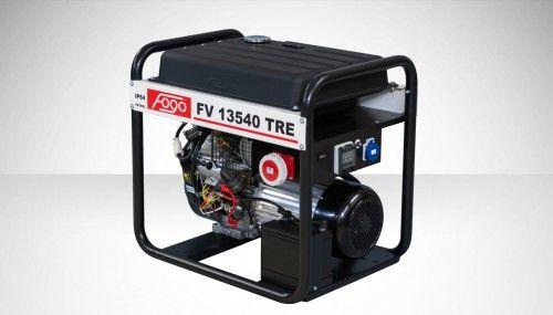 Agregat prądotwórczy Fogo FV 13540 TRE generator