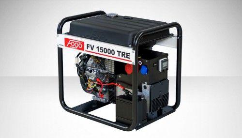 Agregat prądotwórczy Fogo FV 15000 TRE generator