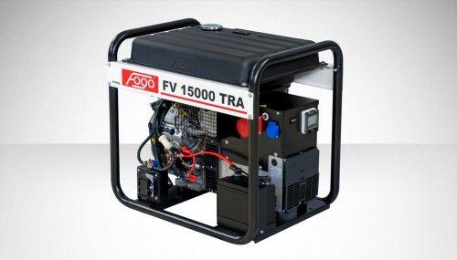 Agregat prądotwórczy Fogo FV 13540 TRA generator