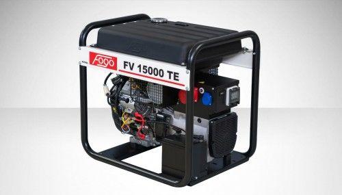 Agregat prądotwórczy Fogo FV 15000 TE generator