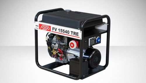Agregat prądotwórczy Fogo FV 15540 TRE generator