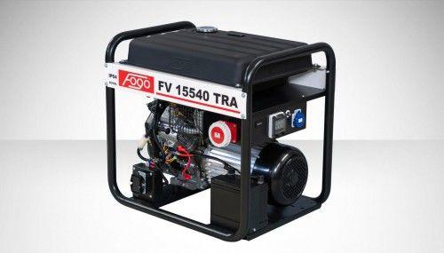 Agregat prądotwórczy Fogo FV 15540 TRA generator
