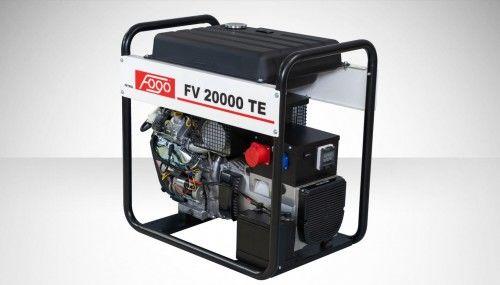 Agregat prądotwórczy Fogo FV 20000 TE generator