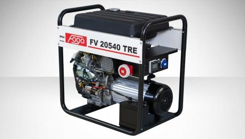 Agregat prądotwórczy Fogo FV 20540 TRE generator