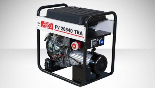 Agregat prądotwórczy Fogo FV 20540 TRA generator