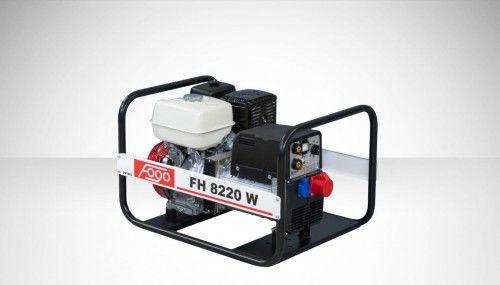 Agregat prądotwórczy Fogo FH 8220 W Honda generator