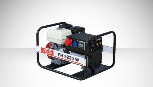 Agregat prądotwórczy Fogo FOGO FH 9220 W Honda generator