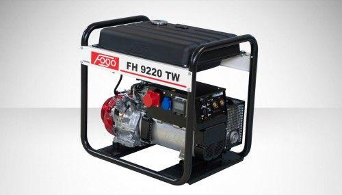 Agregat prądotwórczy Fogo FH 9220 TW Honda generator
