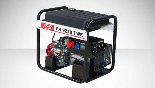 Agregat prądotwórczy Fogo FH 9220 TWE Honda generator