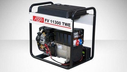 Agregat prądotwórczy Fogo FV 11300 TWE generator