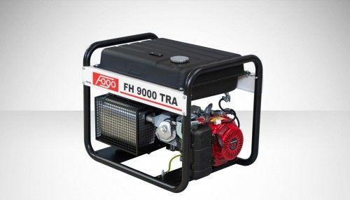 Agregat prądotwórczy Fogo FH 9000 TRE generator