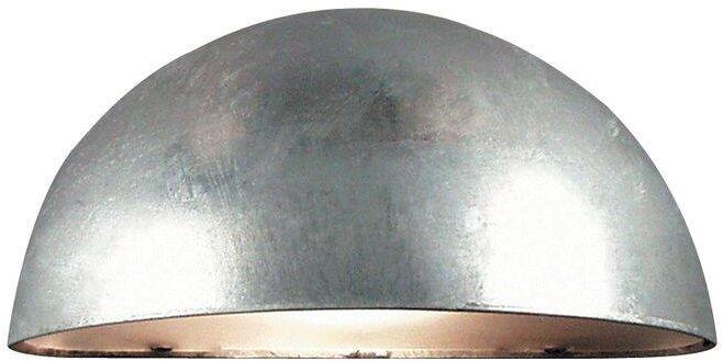 Kinkiet zewnętrzny Scorpius 21651031 Nordlux stalowa oprawa ścienna w nowoczesnym stylu