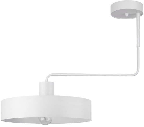 Nowoczesna lampa sufitowa VASCO 1 biały 31550