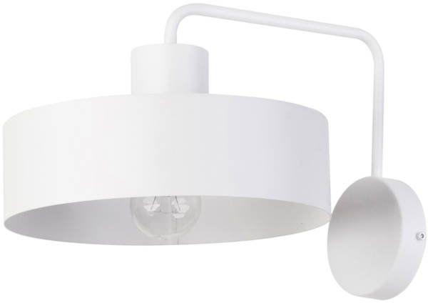 Nowoczesna lampa ścienna VASCO KINKIET biały 31556