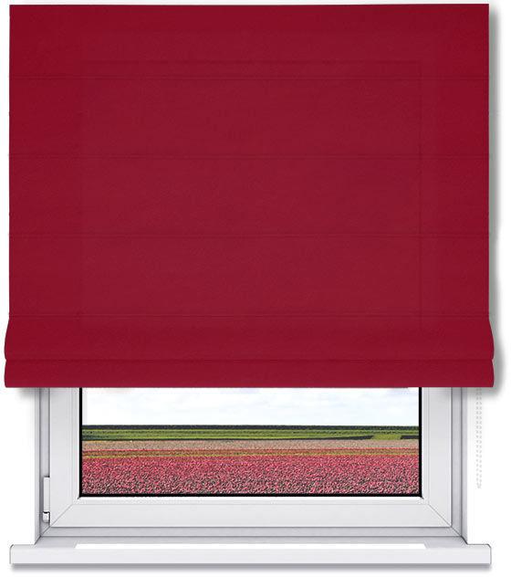 Roleta Rzymska INES - Red / Biały