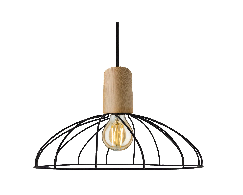 Lampa wisząca Moderno duża E27 LP-1221/1P B E27 BK - Light Prestige Do -17% rabatu w koszyku i darmowa dostawa od 299zł !