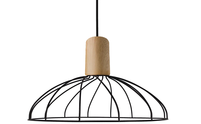 Lampa wisząca Moderno duża GU10 LP-1221/1P B BK - Light Prestige Do -17% rabatu w koszyku i darmowa dostawa od 299zł !