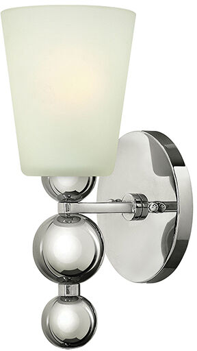 Kinkiet ZELDA HK/ZELDA1 PN - Elstead Lighting  Skorzystaj z kuponu -10% -KOD: OKAZJA