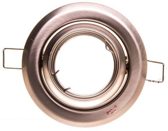 Oprawa punktowa 50W Gx5,3 Ikl. 12-230V IP20 ARGUS CT-2117-C/M 00337