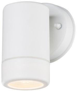 Globo COTOPA 32004-1 kinkiet lampa ścienna zewnętrzna biała 1xGU10 5W 12,2cm IP44