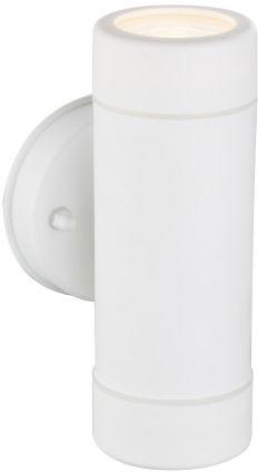 Globo COTOPA 32004-2 kinkiet lampa zewnętrzna biała 2xGU10 5W 16cm IP44