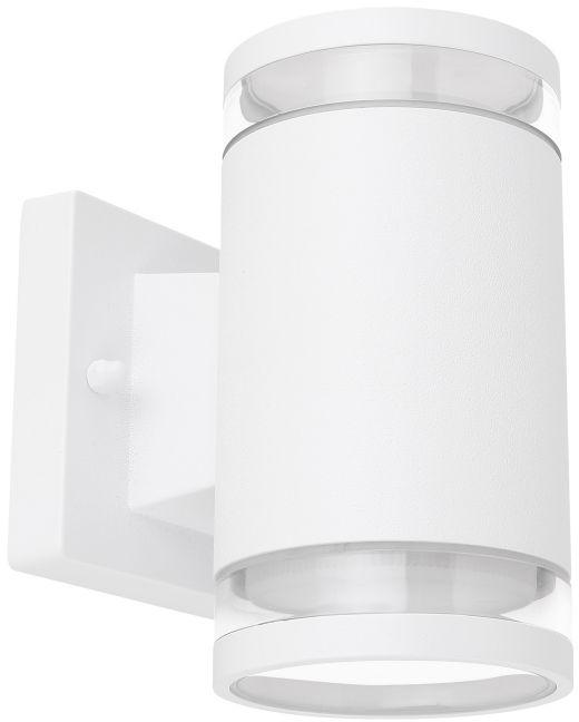 Globo ALCALA 32063-2W kinkiet lampa ścienna zewnętrzna biała 2xGX53 16,5cm IP44