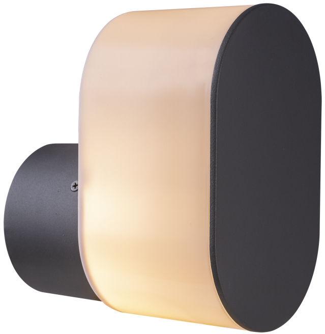 Globo SALLI 32101A kinkiet lampa ścienna zenętrzna antracyt 1xE27 60W 20cm IP44