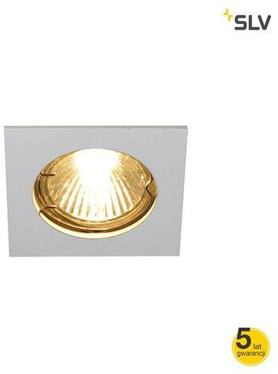 Oprawa do wbudowania PIKA QPAR51 1002207 - SLV  Sprawdź kupony i rabaty w koszyku  Zamów tel  533-810-034