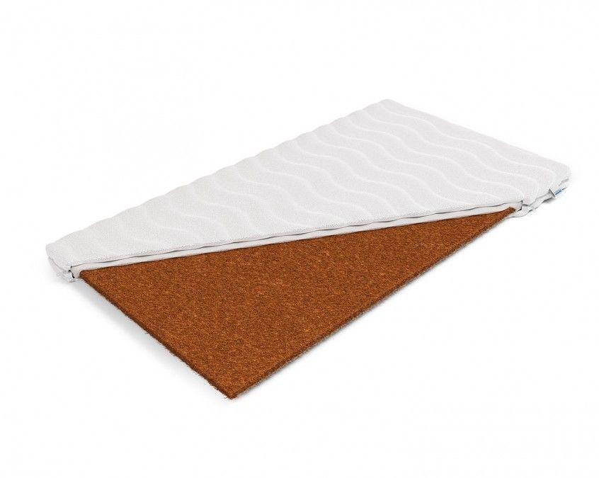 Materac nawierzchniowy z kokosu Iaso Materace Dla Ciebie 80 x 190*