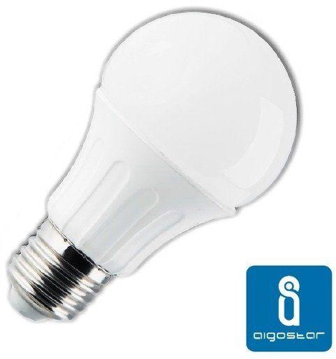 Żarówka LED E27 12W zimna 6500K A60 - Biała Zimna