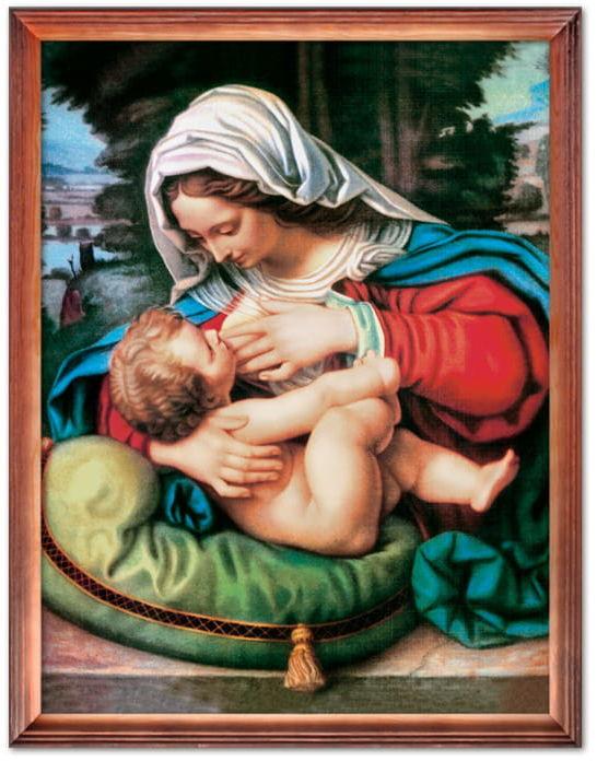 Obraz Matka Boża Karmiąca