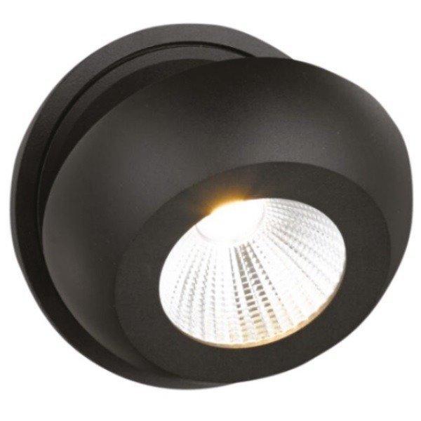 Kinkiet ścienny FLARE LED, szer 11 cm