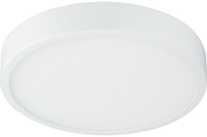 Globo ARCHIMEDES 12364-22 plafon lampa sufitowa biała ściemniacz LED 22W 4000K 17cm IP44