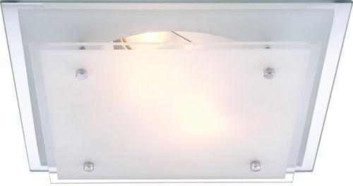 Globo plafon lampa sufitowa Indi 48168-2 szkło 33,5 cm