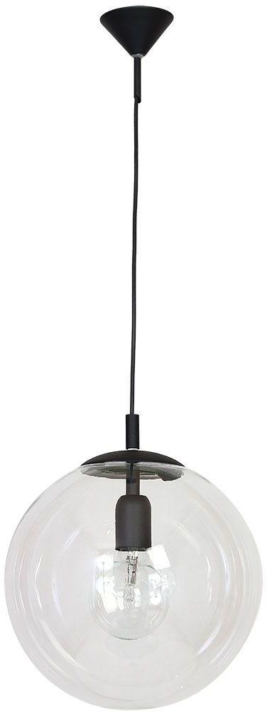 Lampa wisząca GLOBUS 562G5 Aldex transparentna oprawa w kształcie kuli