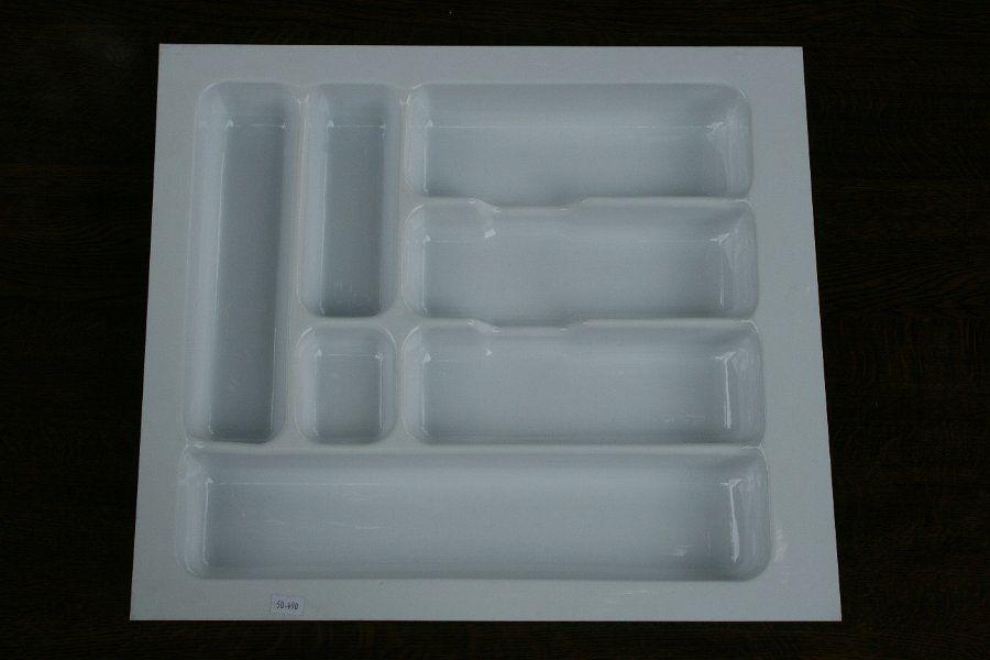 Wkład szuflady 490x50 biały (44cm x 49cm x 5cm)