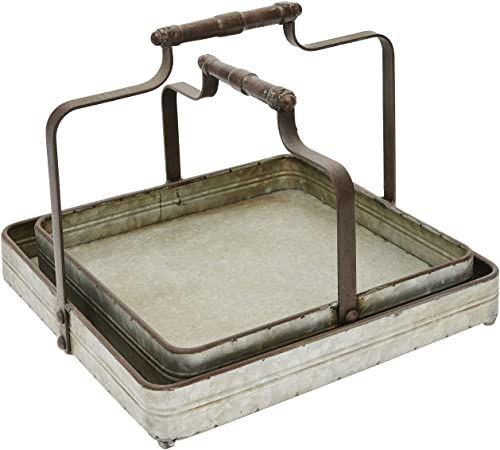 Better & Best dekoracyjny zestaw łazienkowy, model: 1402310, żelazo, szary, rozmiar uniwersalny