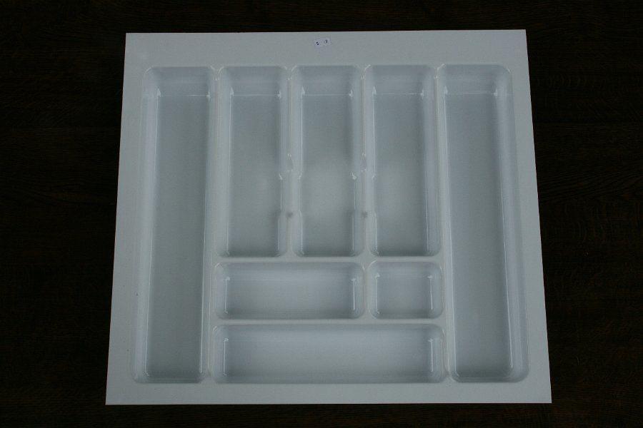 Wkład szuflady 490x60 biały (54cm x 49cm x 5cm)