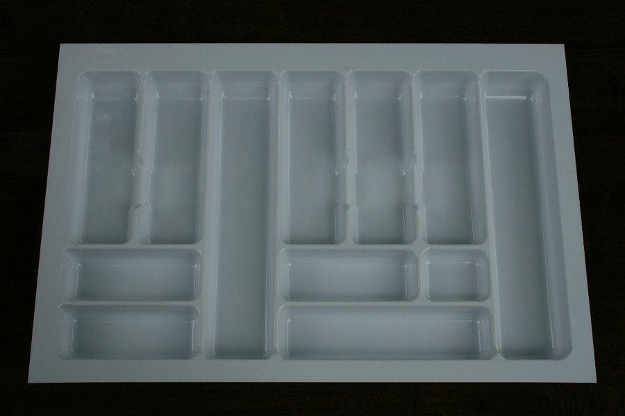 Wkład szuflady 490x80 biały (74cm x 49cm x 5cm)