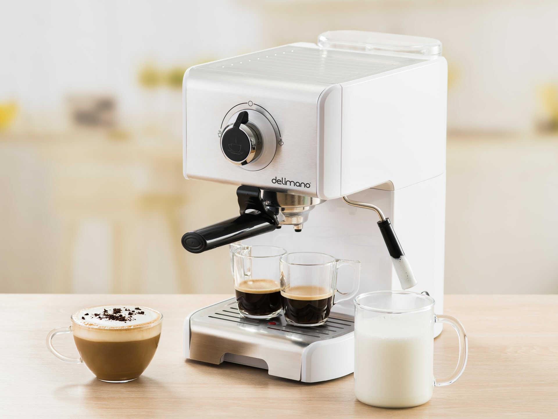 Delimano Ekspres do kawy Espresso Deluxe