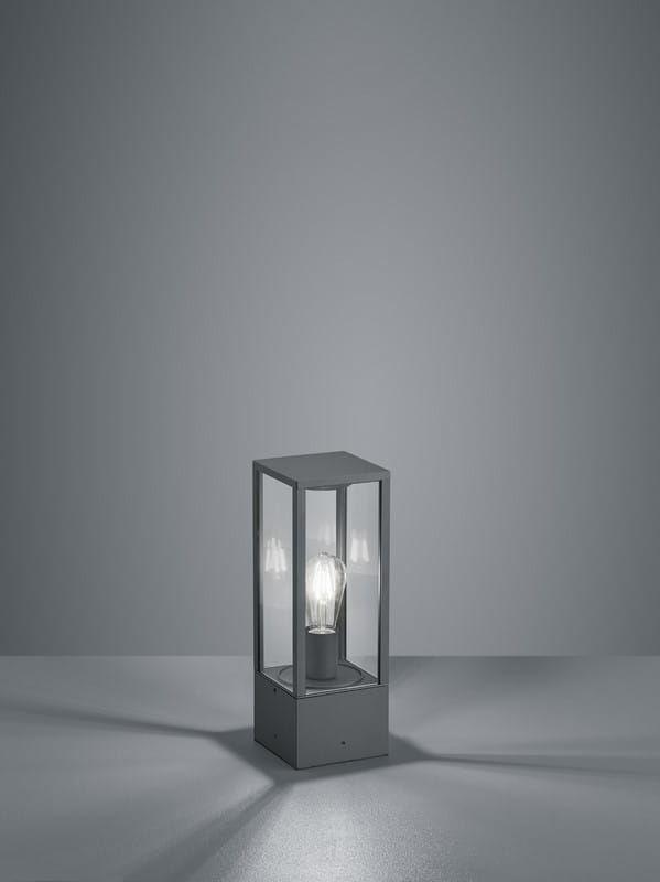 Lampa zewnętrzna stojąca Garonne 501860142 Trio // Rabaty w koszyku i darmowa dostawa od 299zł !