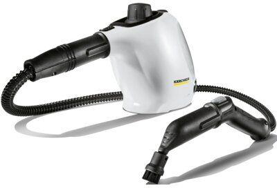 Parownica KARCHER SC 1 EasyFix Premium Home Line 1.516-375.0 Biały Nocne Przeceny! Dogodne raty! DARMOWY TRANSPORT!