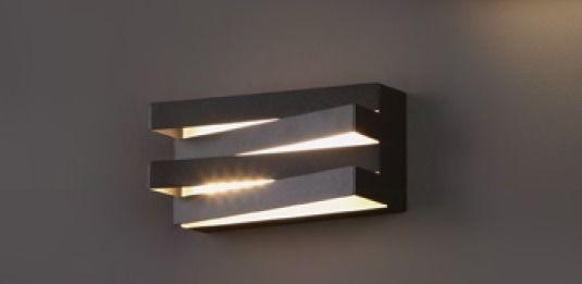 Kinkiet Araxa W0178 BK Maxlight