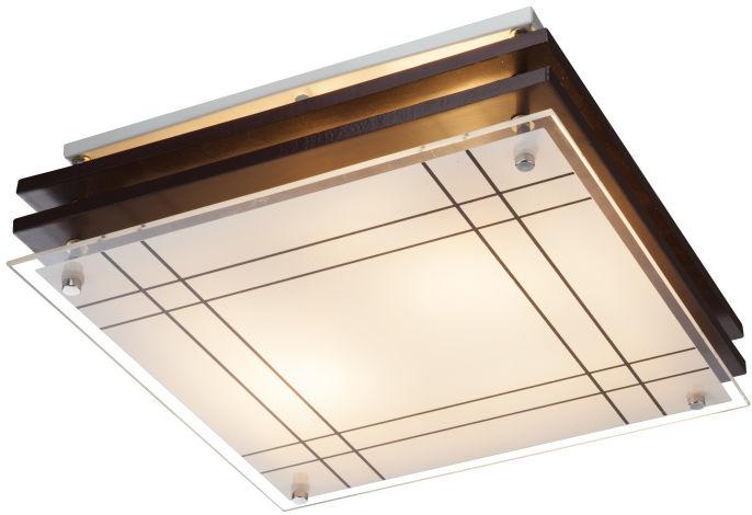 Globo KADAVU 48089-2 lampa sufitowa chrom E27 31cm
