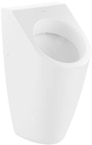 Architectura V&B pisuar dopływ i odpływ zakryty 325x680x355mm white alpin - 5586 05 01 Darmowa dostawa