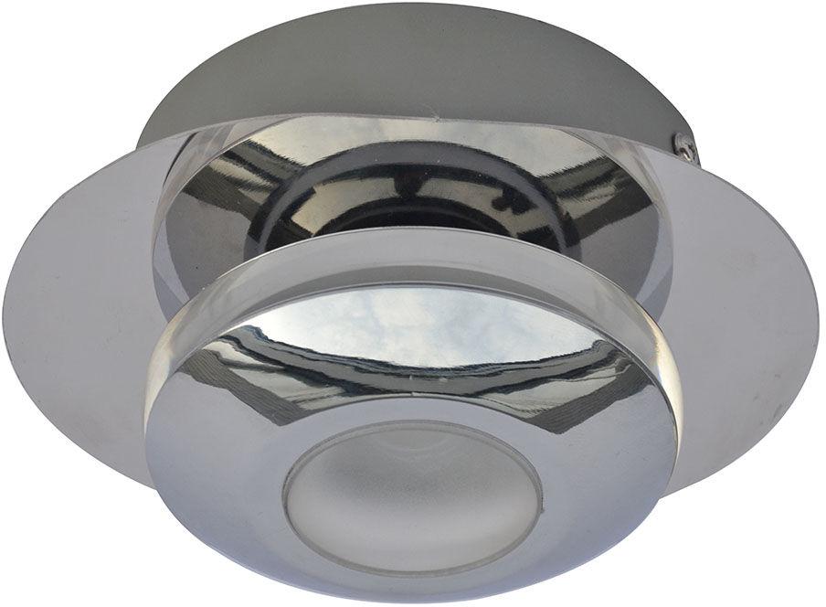 Italux oprawa natynkowa spot LED chrom Calvin HP-932AB-01-9051B CH