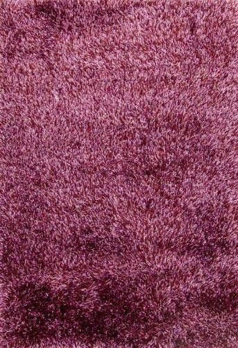 Dywan LOVE shaggy purpura - fiolet