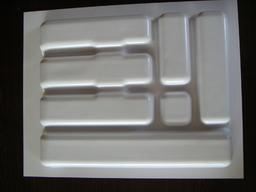 Wkład szuflady 490x45 bialy ( 38,5cm x 49cm x 5cm)