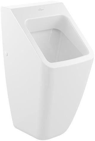 Architectura V&B pisuar dopływ i odpływ zakryty 325x680x355mm white alpin - 5587 05 01 Darmowa dostawa